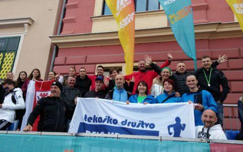 TKD Bela krajina na 22. Volkswagen Ljubljanskem maratonu