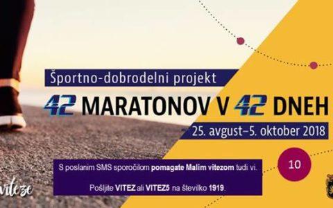 ||| 42 MARATONOV V 42 DNEH ||| METLIKA, 3. 9. 2018 OB 16. URI